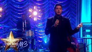 Michael Bublé – 'I Only Have Eyes For You' LIVE on The Graham Norton Show