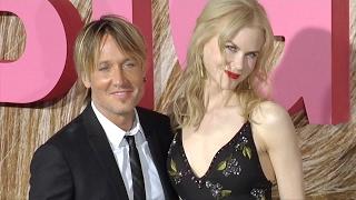 "Nicole Kidman and Keith Urban HBO's ""Big Little Lies"" Premiere"