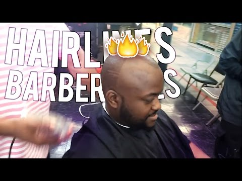Barber Hairline Fails Compilation Of  NO CLICKBAIT