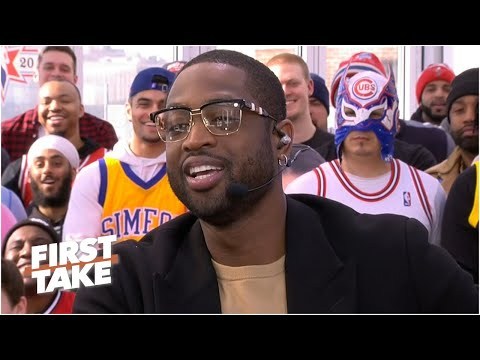 Dwyane Wade's favorite basketball memory was not with the Miami Heat | First Take