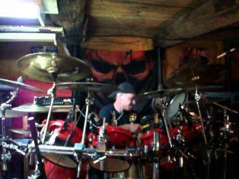 Van Halen (Right Now) Mike Betournay - Drum Cover