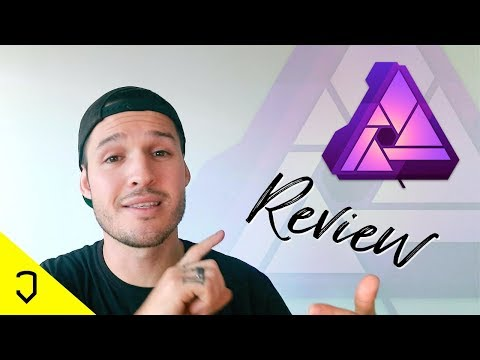 Affinity Photo | Hands on Review | Photography, Graphic Design, Web Design, Software