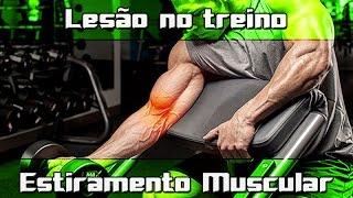 Músculo puxado bíceps do sintomas