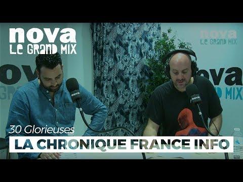 La chronique politique de France Info   Les 30 Glorieuses