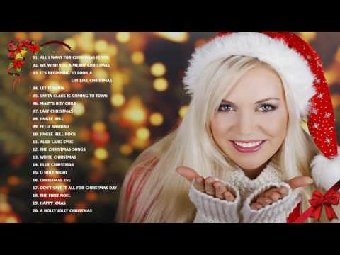 Top 40 Popular Christmas Songs And Carols Playlist 2018