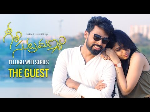 "Geetha Subramanyam | E6 | Telugu Web Series - ""The Guest"" - Wirally originals"