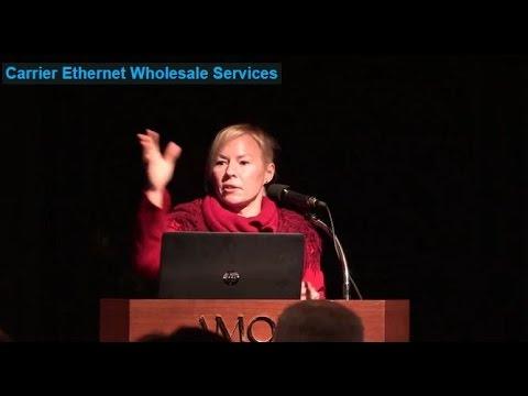 MEF Seminar Carrier Ethernet 2.0 Revolution - Wholesale Ethernet Services
