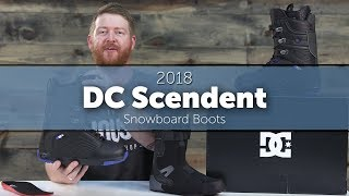 2018 DC Scendent Snowboard Boots - YouTube