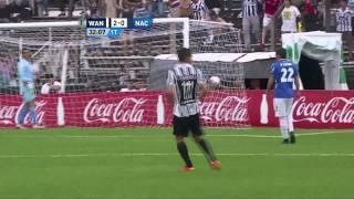 Fecha 3 - Wanderers 2:1 Nacional