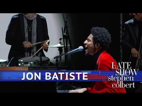 Jon Batiste & Stay Human Perform 'Auld Lang Syne'