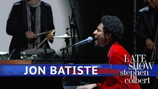 Jon Batiste & Stay Human Perform