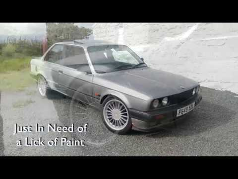 E30 Quarter Panel Replacement Youtube