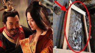 傳說貌若天仙的隋朝萧皇后墓被發現,真容曝光顛覆歷史,網友驚呼:這不可能