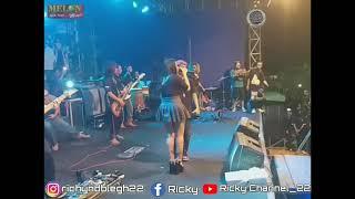 Gambar cover Syahiba Saufa ft James Ap - Ojo Salah Paham ( Melon music ) Live Bali || Dayli VLOG Ricky Channel_22