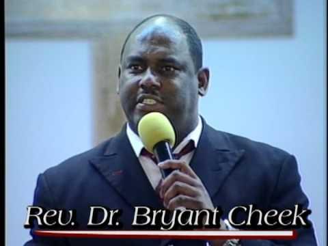 Rev. Dr. Bryant Cheek