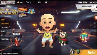 Download UPIN MASUK FREE FIRE BOOYAH - Game Lucu FF