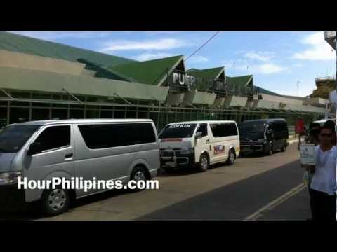 Puerto Princesa Palawan Airport Arrival Lounge by HourPhilippines.com