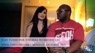 Download Thisis50 Exclusive  Porn Star Lisa Ann Claims She Had Sex With Chris Brown MP3 song and Music Video