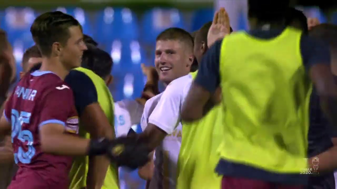 RIJEKA vs LOKOMOTIVA 1:0 (finale, Hrvatski nogometni kup 19/20)