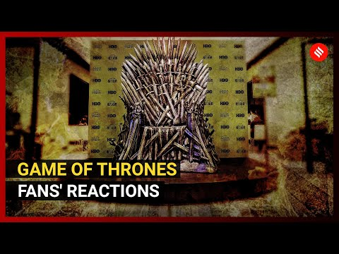 Game of Thrones series finale images tease the grand conclusion