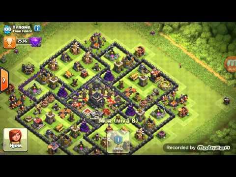 Clash of clans lag/hack