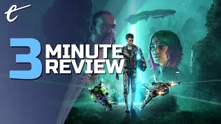 Aquanox Deep Descent | Review in 3 Minutes (Video Game Video Review)