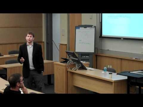 Sean Carlson of Google at SABEW