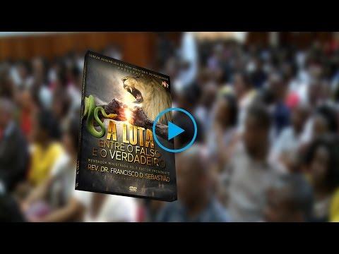 Promo Dvd -  A LUTA ENTRE O FALSO E O VERDADEIRO