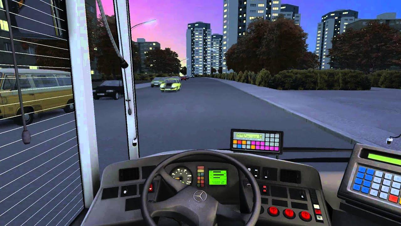 omsi bus simulator spandau line 13 mercedes citaro youtube. Black Bedroom Furniture Sets. Home Design Ideas