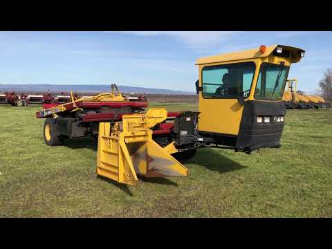 Lot 196 2013 NH H9880 Harobed