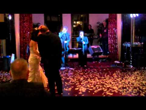 Jane and Terry's Stunning First Dance (Such a happy couple!) Choreographed by MairiMeDance