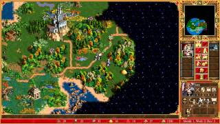 Heroes of Might & Magic III HD Edition VS Homm3 HD Addon - 1080p