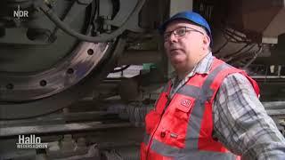 NDR zu Gast - DB Cargo bereitet sich auf den Winter vor