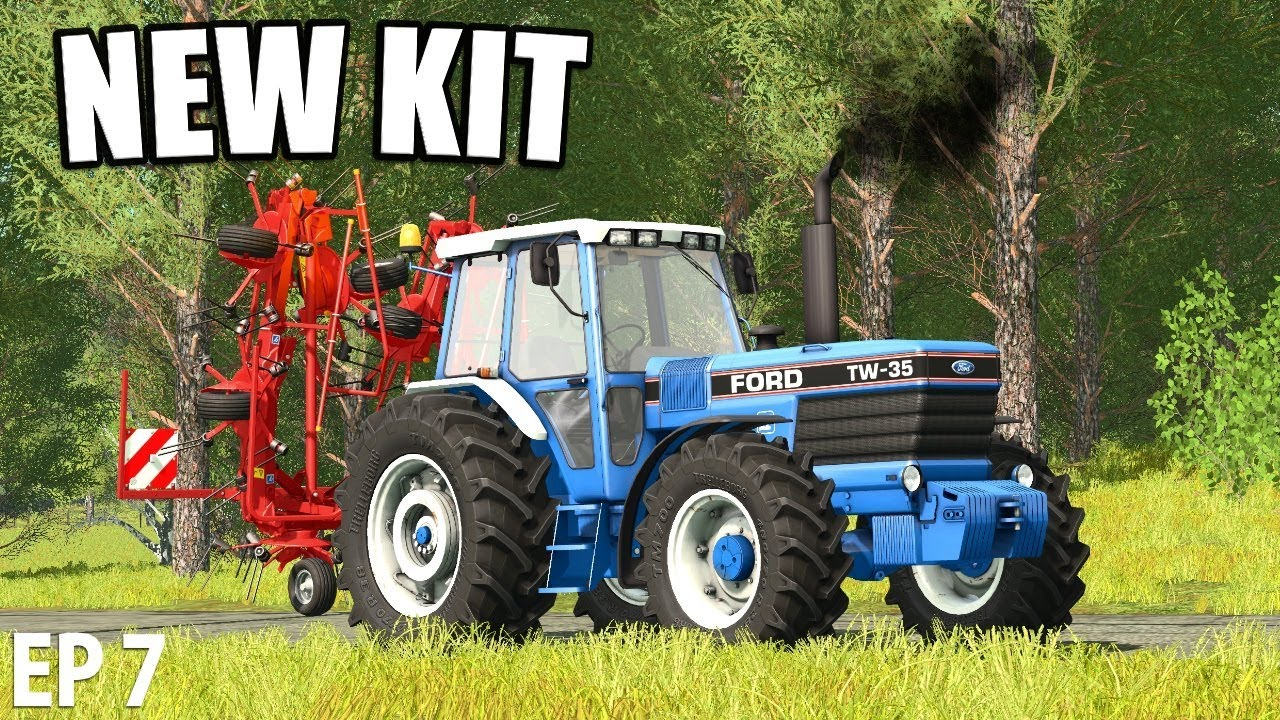 Download NEW KIT | Farming Simulator 17 | The Valley The Old Farm - Episode 7