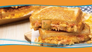 Lobster Mac & Cheese Sandwich
