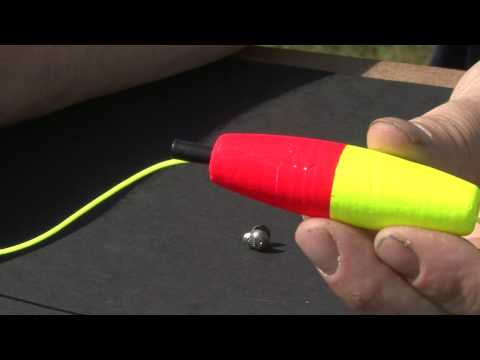 Fishing Baits, Lures, and Rigs: Making a Basic Bobber Rig