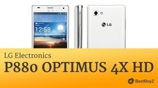 Review: LG P880 OPTIMUS 4X HD | BestBoyZ