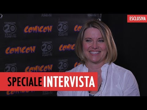 Lucy Lawless: intervista all'attrice di Ash vs evil dead