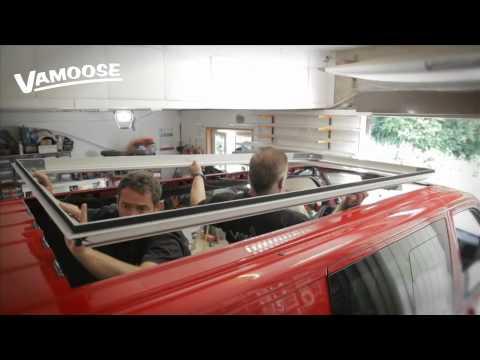 Vamoose Elevating Roof Installation Youtube