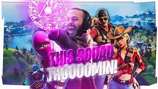 The FUNNIEST Random Squad (I HAD TO ADD THEM)