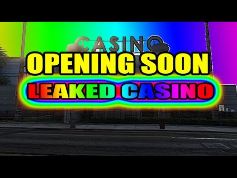 GTA 5 DLC - Leaked Interior Casino Glitch! (GTA V Glitches & GTA 5 Online) - videogames  - 1HjgRvsNg1g -