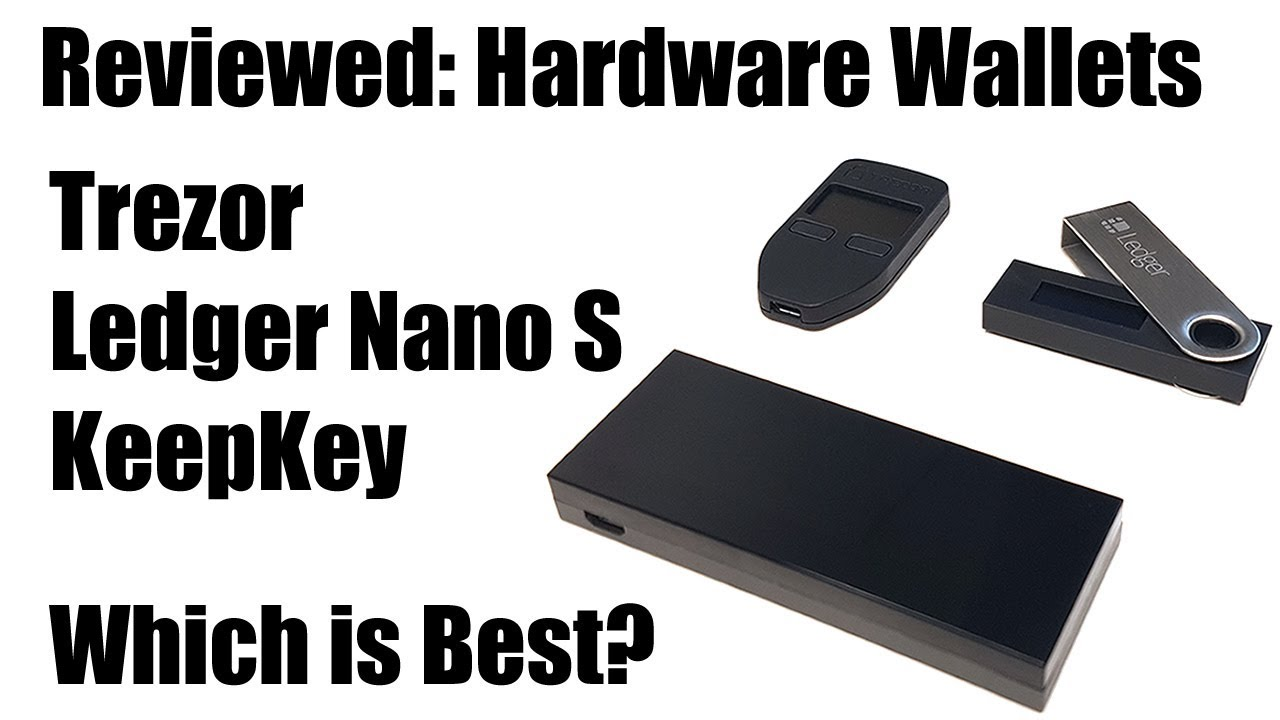 which cryptocurrency hardware wallet is the best