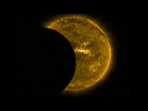 Solar Eclipse 2017 seen by ESA's Proba-2, 21 August 2017
