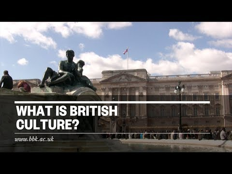 What is British Culture?