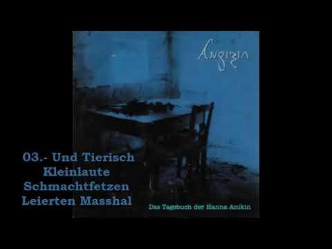Angizia  Das Tagebuch Der Hanna Anikin Full Album