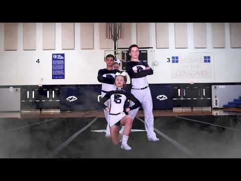 Plainfield South High School CoEd Cheer Hype Video (2018)