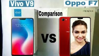 Download Video Oppo F7 Vs Vivo V9 Which one you should buy in 2018? Full Comparison?? MP3 3GP MP4