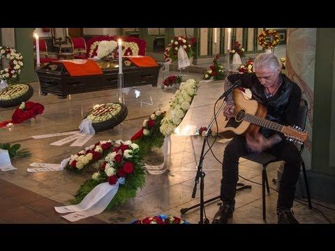 Ledfoot (Tim Scott McConnel) - Forever Angel 04/19/2013 Oslo