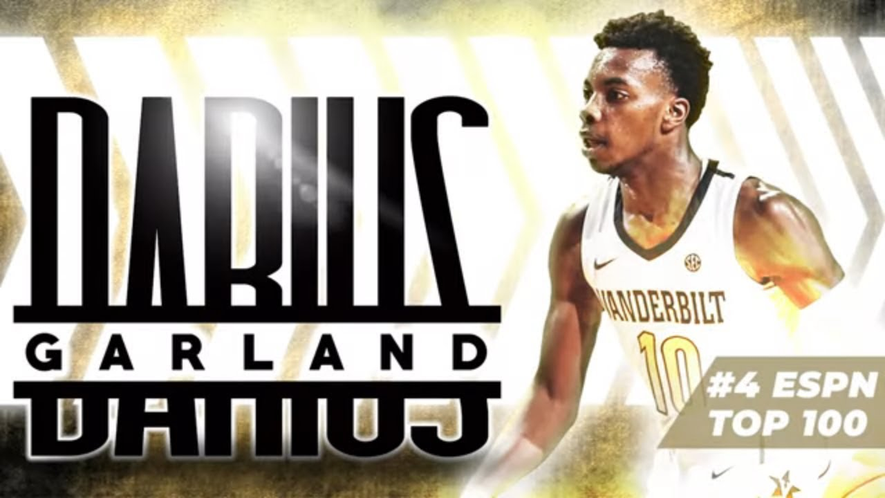 With Darius Garland, the NBA's 'Three-Player' Draft Now Has Four Stars