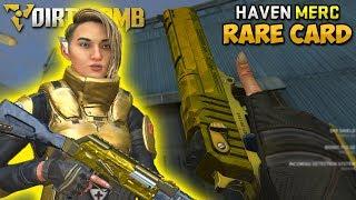 New Guardian Merc Gold Skin RNG Case Opening! Guardian